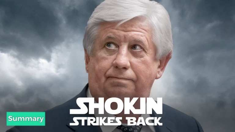 Summary – Part 4 – Shokin Strikes Back