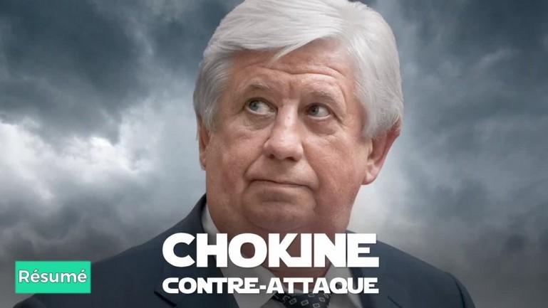 Résumé – Partie 4 – Chokine Contre-attaque